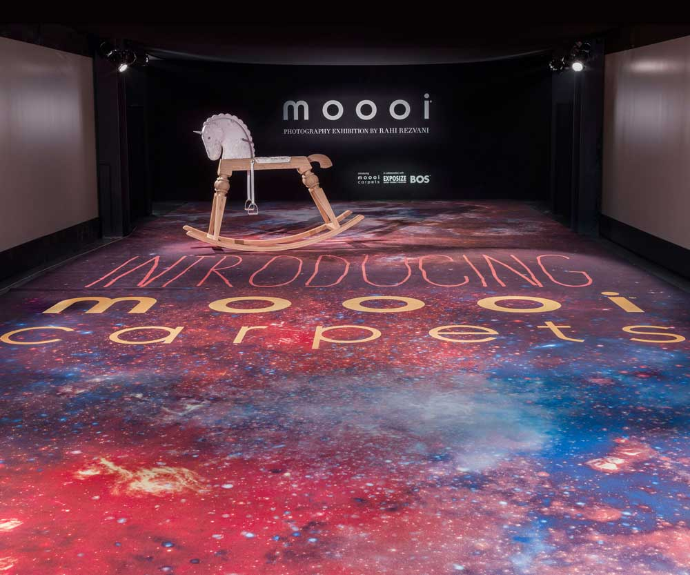 Introducing Moooi Carpets