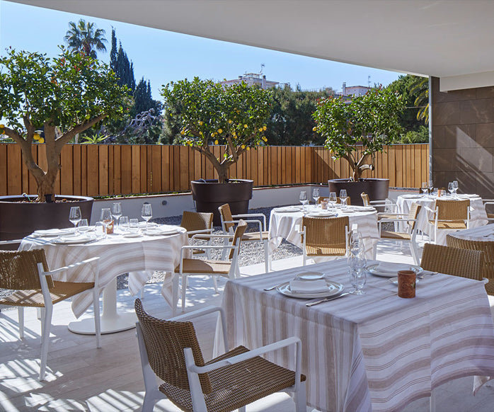 OUTDOOR CONTRACT FURNISHINGS FROM KETTAL GROUP – Casa Design Group
