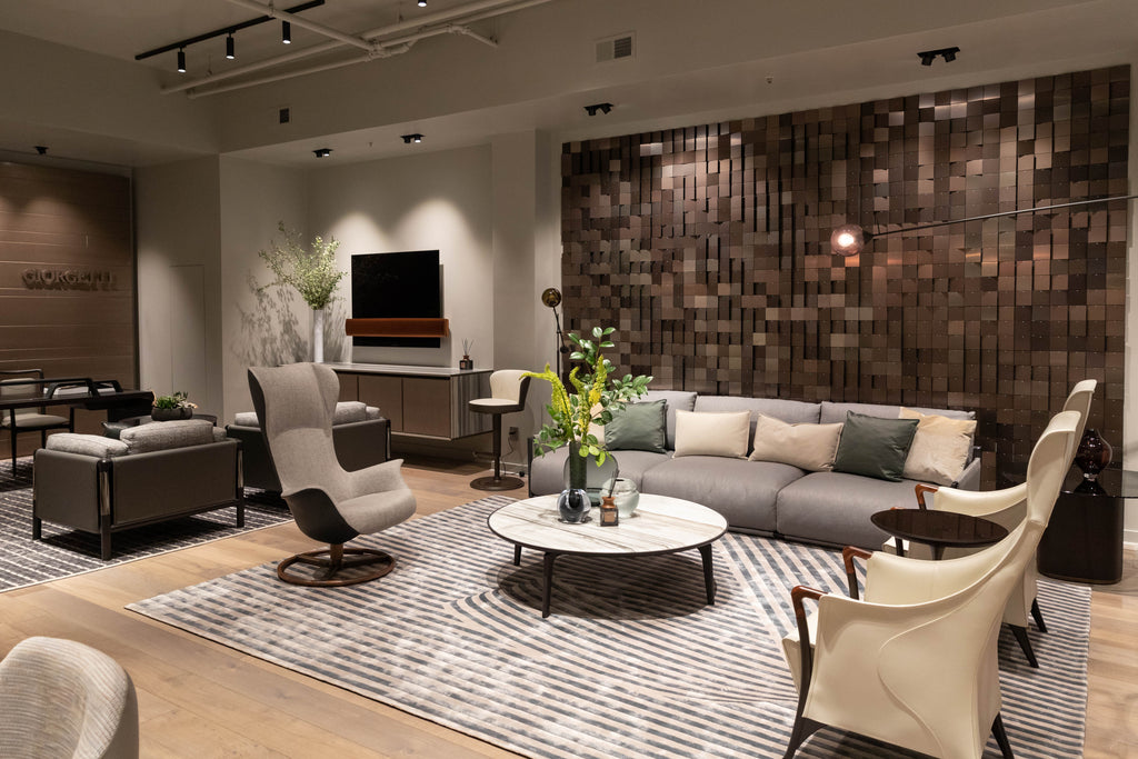 Giorgetti Boston Showroom