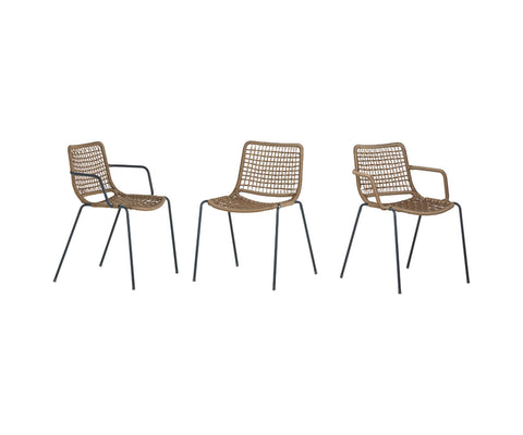 Egao Outdoor Chairs