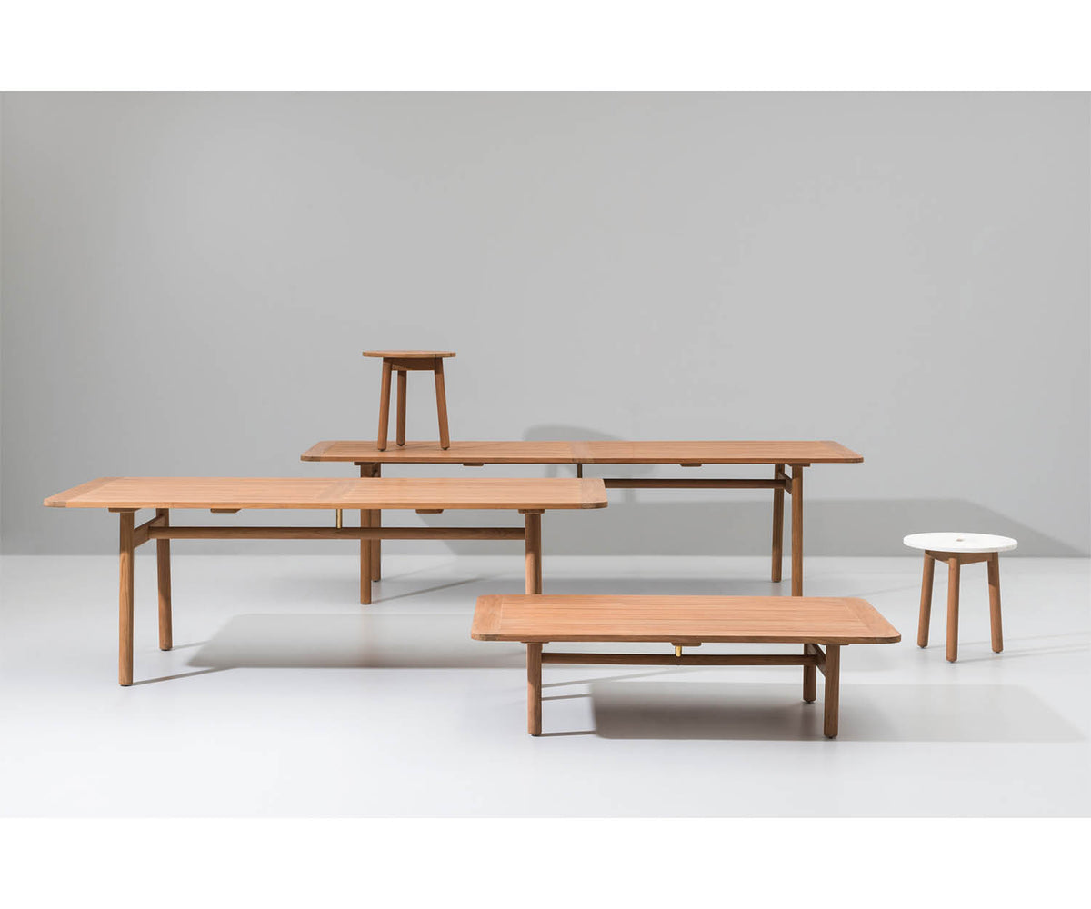 Riva Dining Table 220x94 Kettal