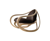 Move Rocking Armchair Giorgetti
