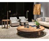 Round Coffee Table Giorgetti