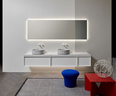 Distinto Bathroom Mirror Antonio Lupo