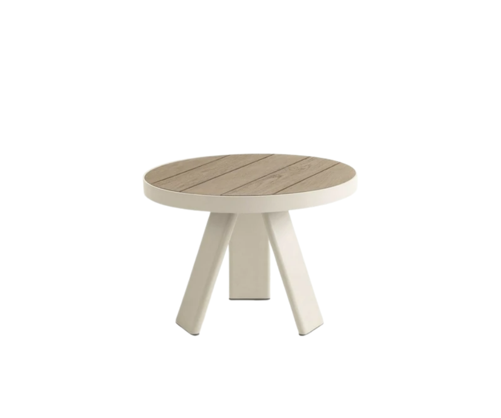 Esedra Round Side Table