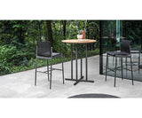 Gloster 180 Bar/Counter Chair Outdoors