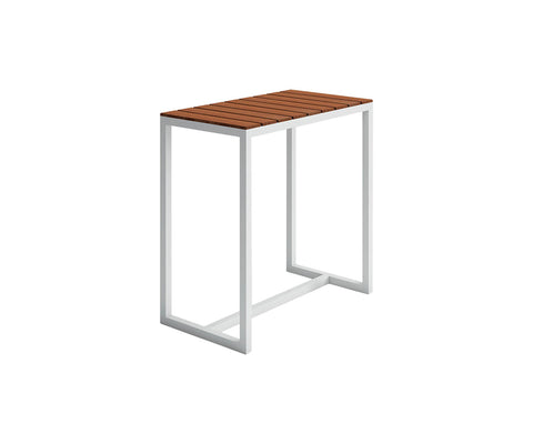 Saler Teak Bar Table