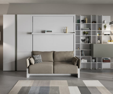 Nuovoliolà 10 Wall Bed With Sofa