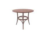 Ton 252 Dining Table Walnut