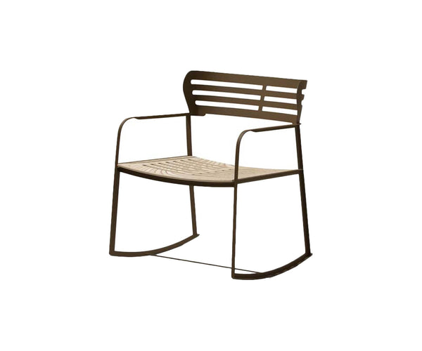 Gea Small Outdoor Armchair Giorgetti