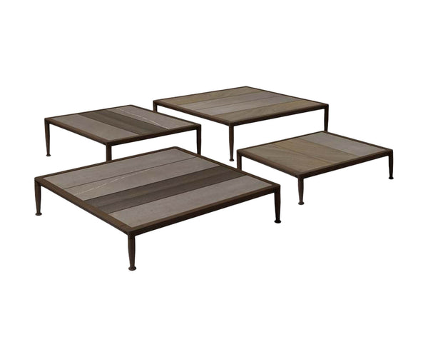 Gea Outdoor Coffee Table Giorgetti
