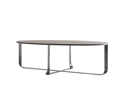 Floor Sample Confluence Oval Dining Table