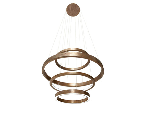 Light 4 Ring Pendant Lamp