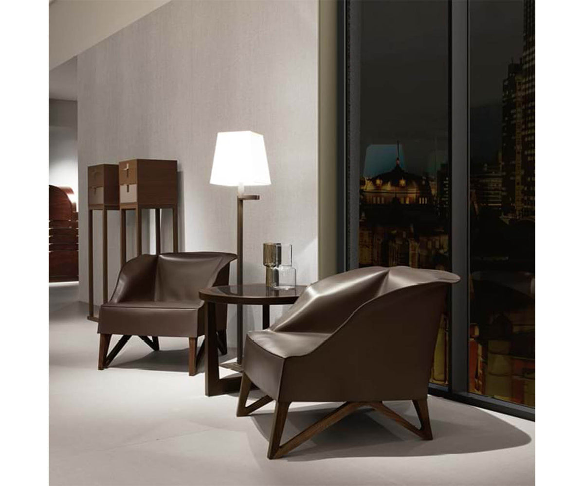 Mobius 2011 Armchair Giorgetti