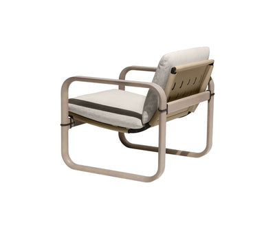 Loop Outdoor Armchair Giorgetti