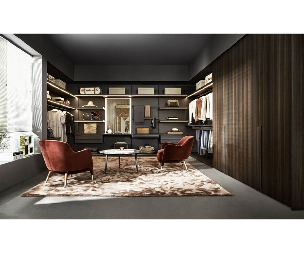 Master Dressing Walk-in Closet Molteni&C