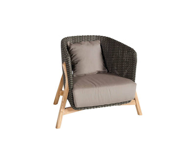 Round Club Armchair