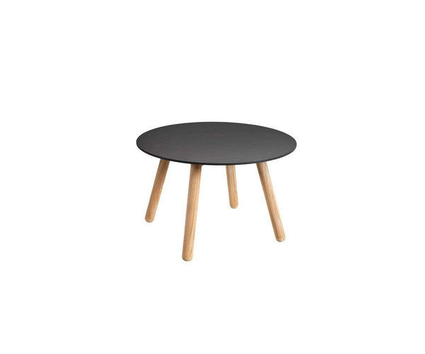 Round Solid Side Table