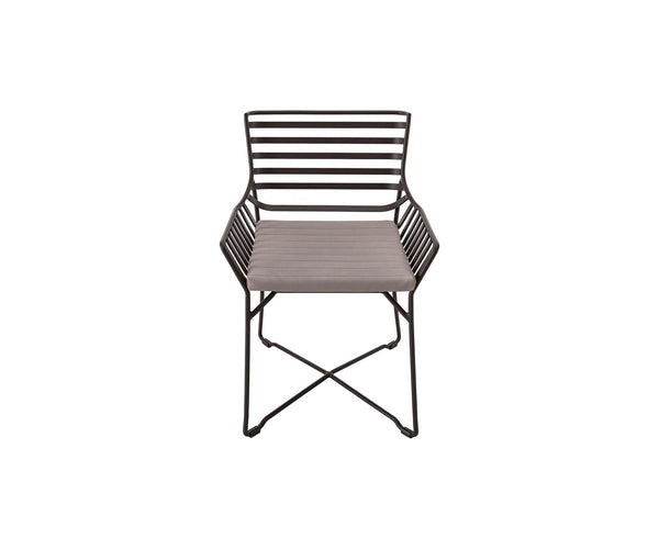 Hamptons Graphics ART. 9750 Dining Armchair