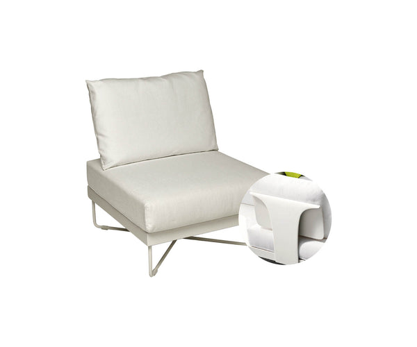 Coral Reef ART. 9801FA  Lounge Armchair