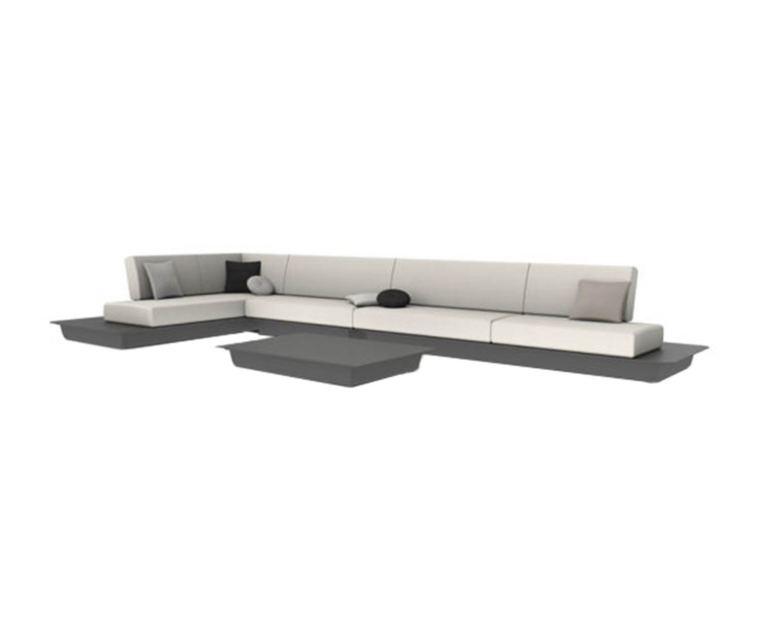 Manutti Air Concept 2 Sectional