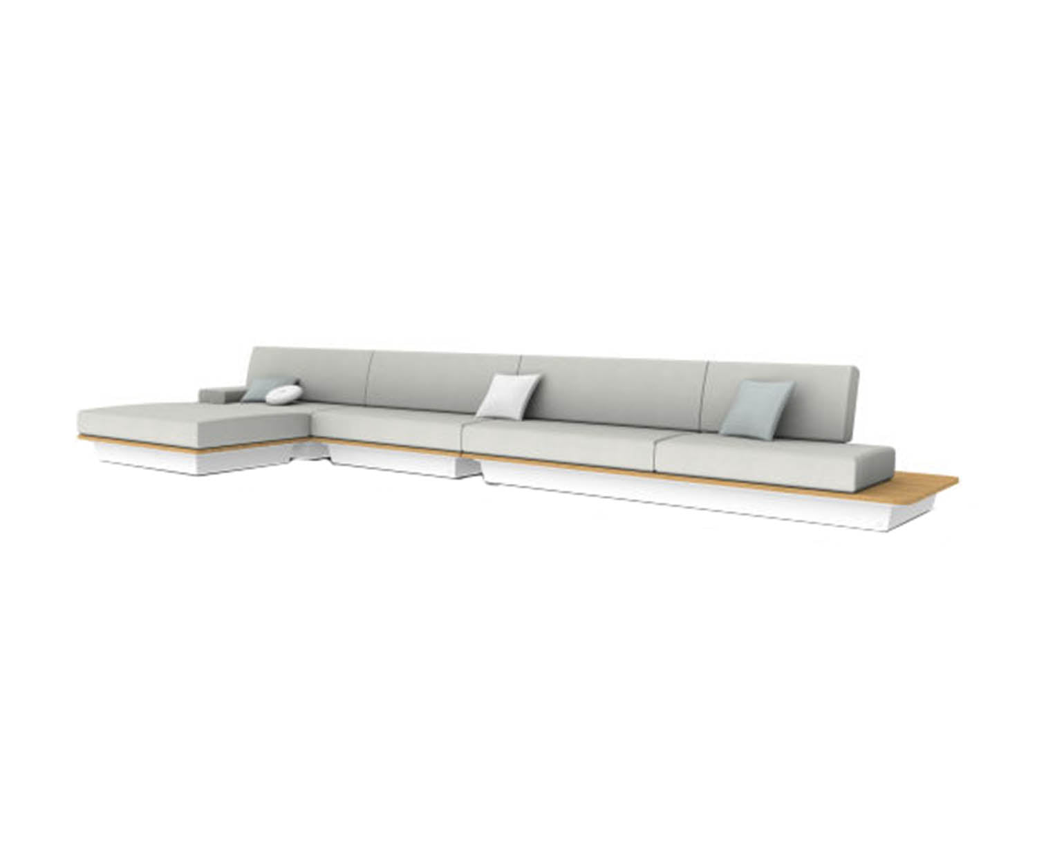 Manutti Air Concept 4 Sectional