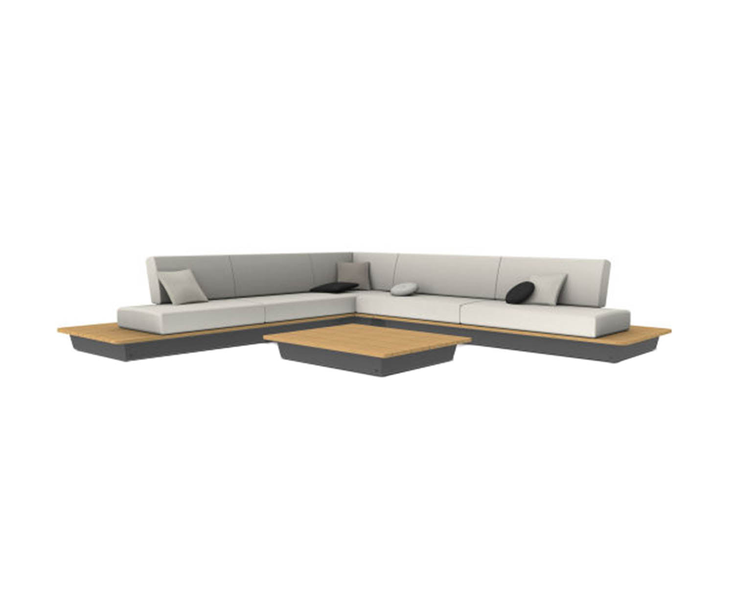 Manutti Air Concept 5 Sectional
