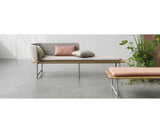 Gloster Atmosphere Left Chaise Wood