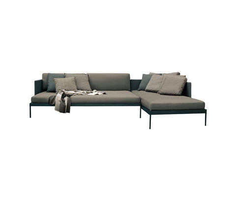 Basket Sectional Sofa