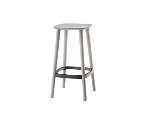 Babila Backless Bar Stool