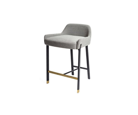 Blink Grey Counter Stool
