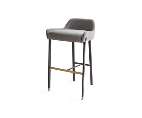 Blink Grey Bar Stool