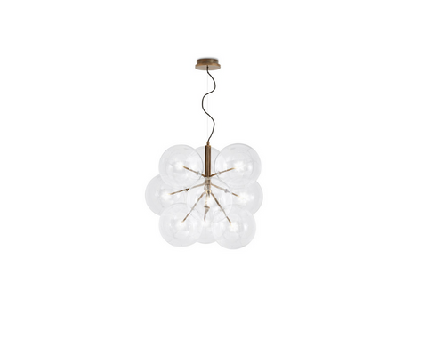 Bolle Cielo Suspension Lamp