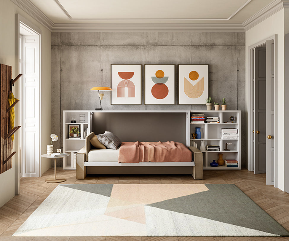 Kali Sofa Wall Bed Clei