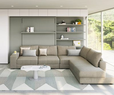 Tango Sectional Wall Bed Clei