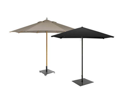 Central Pole Umbrella
