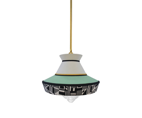 Calypso Guadaloupe Suspension Lamp