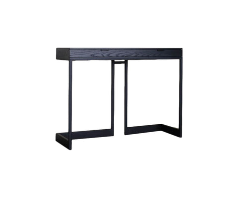 Wishbone 2-Drawer High Table
