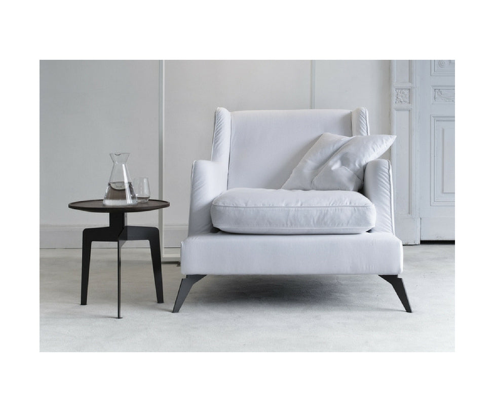 Vibieffe 680 Class High Back Armchair White