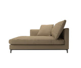 Floor Sample Crescent Chaise Lounge