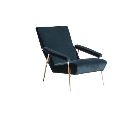 Gio Ponti D.153.1 Armchair In Stock