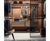 Dress Bold Walk-In Closet