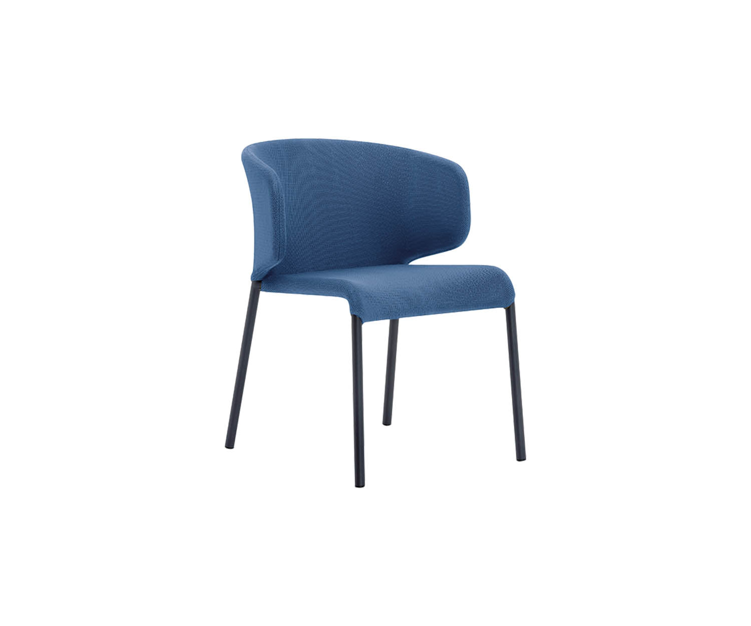 Double 011 Dining Chair Roda