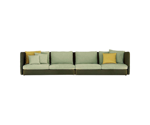 Double 4-Seater Sofa