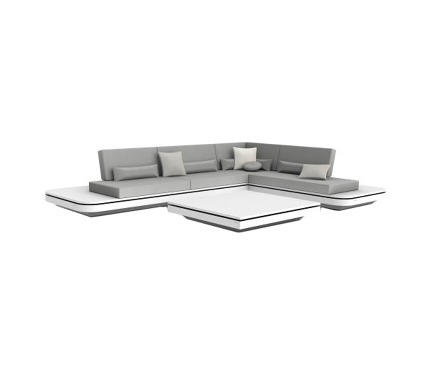 Elements Concept 1 Sectional Manutti