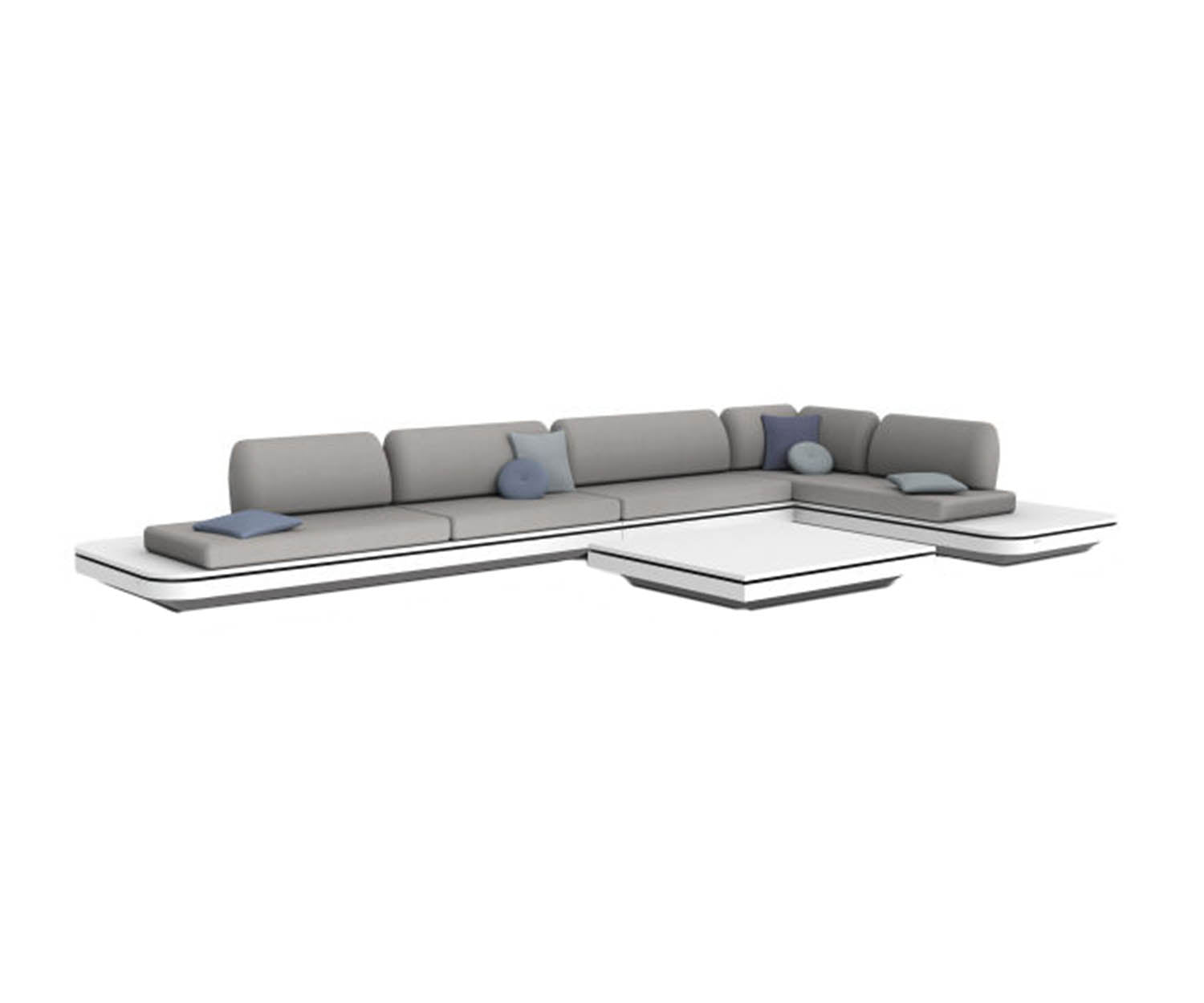 Elements Concept 2 Sectional Manutti