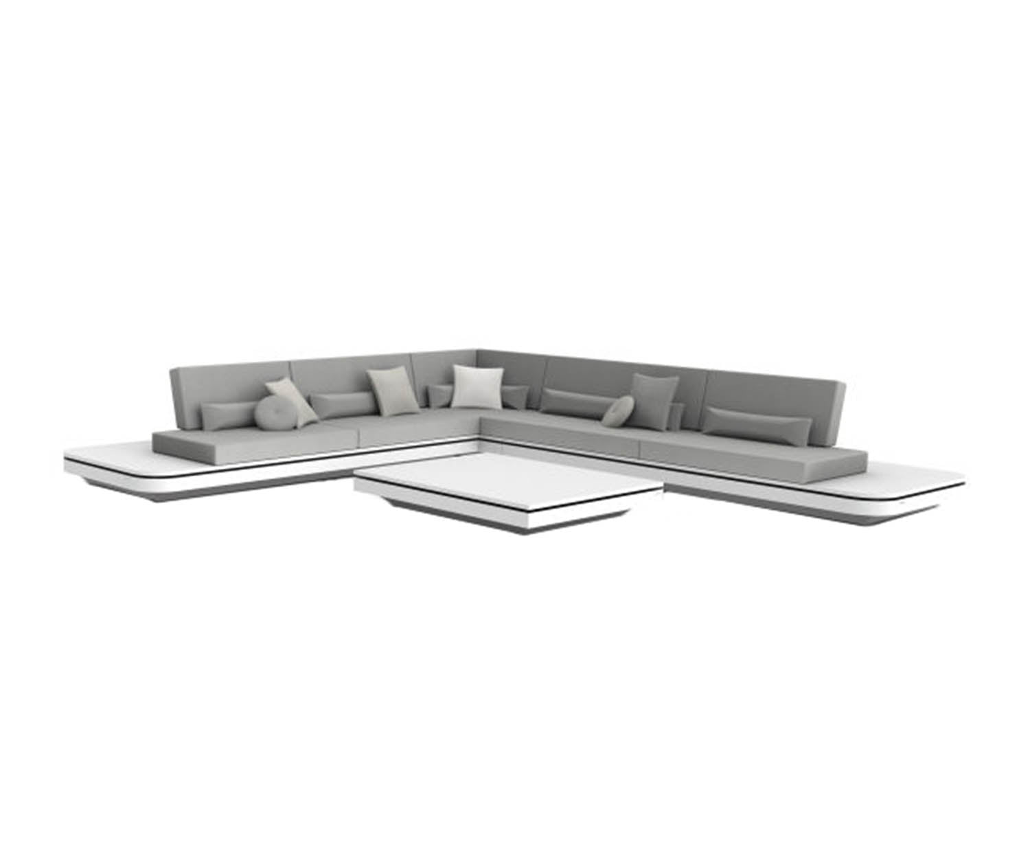 Elements Concept 5 Sectional Manutti