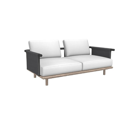 EDEN 2 Seater Sofa - Batyline Back