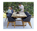 Endless Outdoor Dining Table