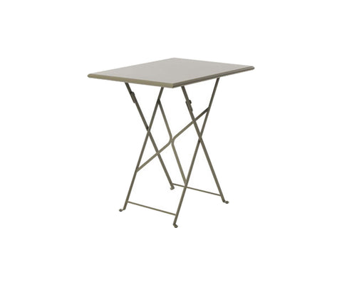 Flower 70 Rectangular Folding Table